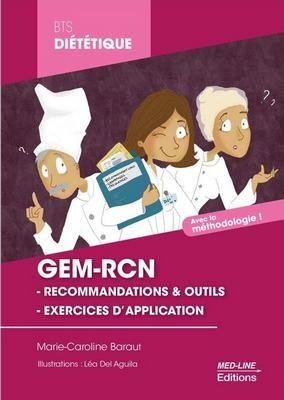 BTS Diététique Cahier exercices GEM-RCN