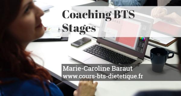 Coaching BTS Diététique Stages
