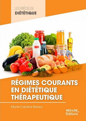 BTS diététique régimes courants en diététique thérapeutique