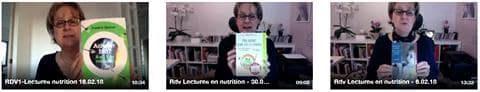 Cours BTS dietetique Vidéos Lectures en nutrition