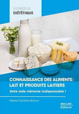 Cahier connaissance des aliments lait et produits laitiers